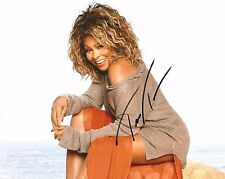 """Tina Turner 8x10 Signed Autograph Reprint """"Mint"""" {FREE SHIPPING}"""