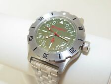 Russian military watch VOSTOK. Komandirskie. Men's. VC 350645-К35