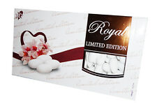 CONFETTO ROYAL LIMITED EDITION  BOMBONIERE FAI DA TE MATRIMONIO CRESIMA COMUNION