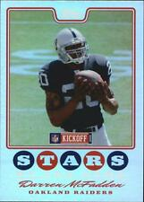 2008 Topps Kickoff Stars of the Game #SGDM Darren McFadden RC Cowboys