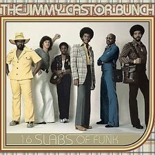 New JIMMY CASTOR BUNCH 16 Slabs of Funk CD SEALED rare out-of-print 2002 BMG