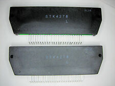 "STK4278L  ""Original"" SANYO  24P SIP IC  2  pcs"