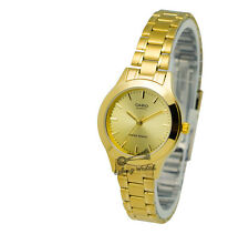 -Casio LTP1128N-9A Ladies' Metal Fashion Watch Brand New & 100% Authentic