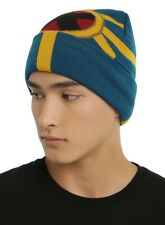 Marvel X-Men Cyclops Suit Knit Winter Beanie Ski Hat New With Tags!