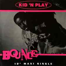 "KID 'N PLAY ‎- Bounce (12"") (EX/VG-)"