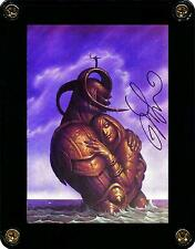 DAWN EMBRACE CARD #6 SIGNED BY ARTIST JOSEPH MICHAEL LINSNER