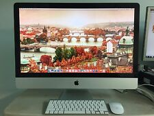 "IMAC 27"" DESKTOP (MID 2011), I7 3.4GHZ , 1T HD, 20G RAM, GOOD WORKING MACHINE"