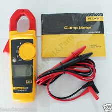 Fluke 303 Digital Clamp Meter AC/DC Multimeter AC 600A 1.8% Accuracy Backlight