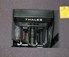 Thales 2-slot Rugged Tactical Charger MA6751 MBITR PRC-148 SINCARS RADIO an LIon