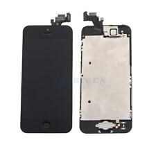 For iPhone 5 LCD Display Glass Touch Screen Digitizer Assembly Home Button A+++