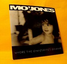 Cardsleeve Single CD Mo'Jones Where The Sun Stopped Shining 1TR + Video 2001 Pop