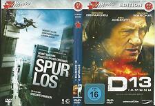 (2-Filme)  Diamond 13 -FSK16 / Spurlos / TV-Movie-Edition 22/11 / DVD