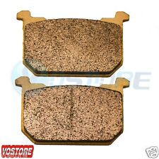 Rear Sintered Brake Pads for KAWASAKI KZ 550 750 1000 1100