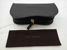ERMENEGILDO ZEGNA CASE Pouch Bag Original TRAVEL Protect CARRY GLASSES Phone