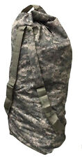 "LARGE ARMY DUFFELBAG HUNTING GEAR DUFFEL BAG Bags 42"" Inches ACU Digital New"