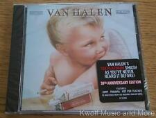 "VAN HALEN  ""1984""     NEW   (CD, 1984/2015)"