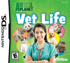 Animal Planet: Vet Life - Nintendo DS Game - Game Only