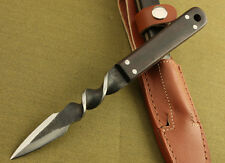 Handmade High carbon steel wood handle camping outdoors Hunting knife SF50
