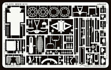 EDUARD 1/35 PHOTO-ETCHED DETAIL SET for TAMIYA BMW R75 GERMAN MOTORCYCLE 35023