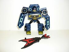 TRANSFORMERS SOUNDWAVE Animated Action Figure Decepticon Deluxe Class COMPLETE
