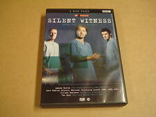 4-DISC DVD BOX / SILENT WITNESS - SEIZOEN 1 - EVERY BODY TELLS A STORY ( BBC )