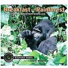 Breakfast in the Rainforest: A Visit with Mountain Gorillas (Traveling Photograp