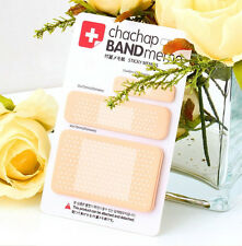 2 set Sticky Post It Notes Band aid Series Note Memo Pad Message Post Sticker