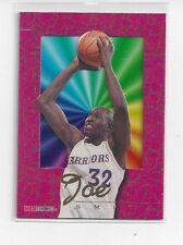 RARE 1995-96 HOOPS SKYVIEW SKY VIEW INSERT JOE SMITH #SV4 GOLDEN STATE WARRIORS
