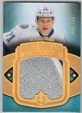 2013-14 Ultimate Collection Debut Threads Richard Panik Patch RC #098/100