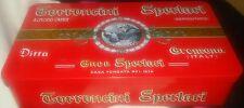 SCATOLA LATTA TORRONCINI SPERLARI Vintage - Collezione Box Candy Biscotti Dolci