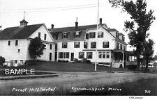 1930's Forest Hill Grand Hotel White Barn Inn Kennebunkport, Maine
