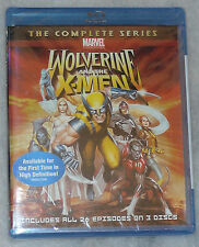 Wolverine and the X-Men: The Complete Series - Blu-ray - BRAND NEW & SEALED