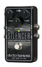 NEW Electro Harmonix EHX Silencer Noise Gate / Effects Loop Guitar Pedal