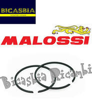 8171 - SEGMENTI PISTONE PER CILINDRO MALOSSI 47 X 1,5 RETTANGOLARI SCOOTER 50