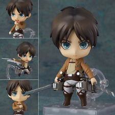Japan Anime Shingeki No Kyojin Attack On Titan Eren Jaeger Figure Figurine 10cm