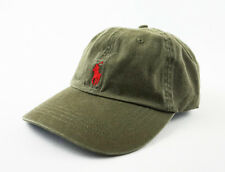 Unisex Polo Baseball Cap With Fine Embroidery Small Pony Logo Adjustable Hat #55