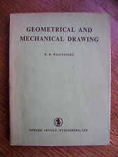 Geometrical and Mechanical Drawing by H.H. Winstanley (Paperback, 1962)