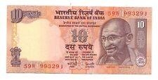 India 10  rupie  1996     FDS UNC     Pick 89 e        Lotto 3735
