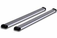 1983 to 2014 Ford Econoline E150 / E250 / E350 Running Boards in Stainless Steel