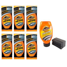 6 x Armorall Extreme Tyre Tire Shine Gel Applicator Protect Rubber Cracking