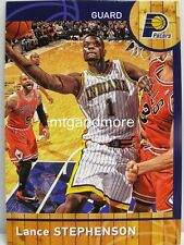 Panini NBA (Adrenalyn XL) 2013/2014 - #045 Lance Stephenson - Indiana Pacers