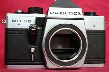 Praktica/Practica MTL5/5B SLR German 35mm film Camera M42