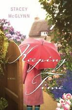 NEW - Keeping Time: A Novel by McGlynn, Stacey
