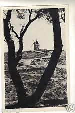 13 - cpsm - Le moulin d'Alphonse Daudet près du village de Fontvieille (H5497)