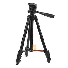 Professional Travel Tripod Stand Digital Camera Camcorder Video Tilt Pan + Bag