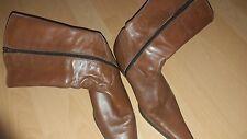 Braune Stiefel gr 38