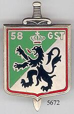 5672 -TRAIN - 58e G.S.T