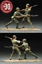 Figarti Miniatures Wake Island WIJ-005 Chop to Face--Wake Island Action Scene
