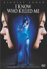 I Know Who Killed Me  DVD Lindsay Lohan, Julia Ormond, Neal McDonough, Bonnie Aa