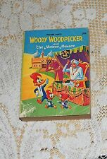 Vintage Big Little Book - Woody Woodpecker and the Meteor Menace - BUY IT NOW!